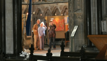 Worcester Cathedral 'In the Presence' 2011